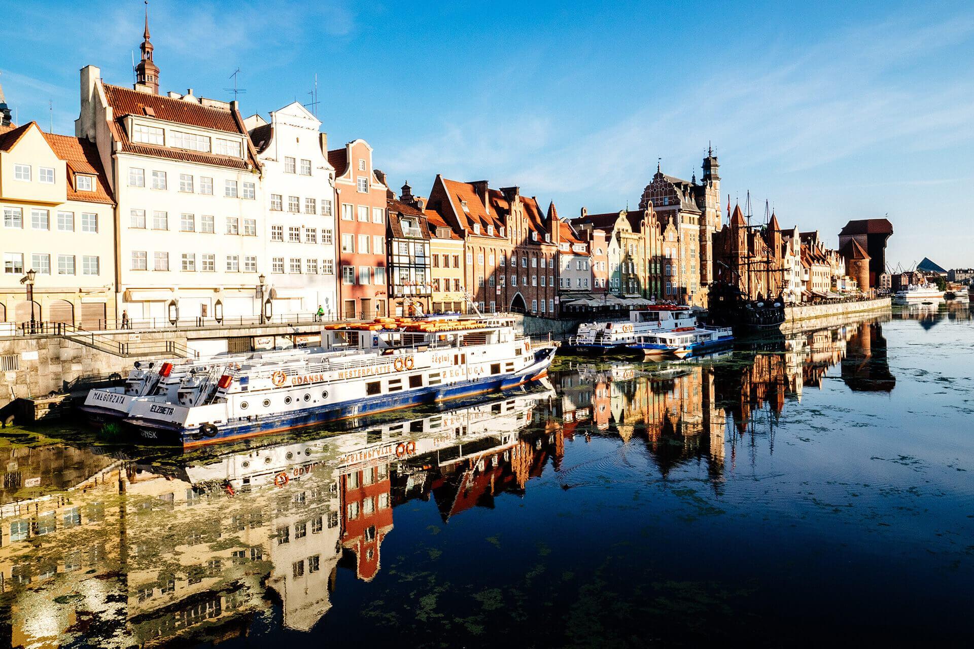 Referanser Gdansk